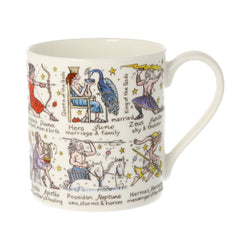 Greek Gods and Goddesses Mug