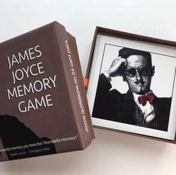 James Joyce Memory Game