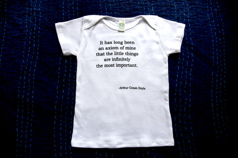 Little Things Toddler Tee