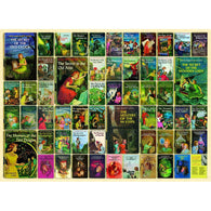 Nancy Drew Books Puzzle