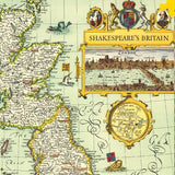 Shakespeare's Britain 1000-Piece Puzzle