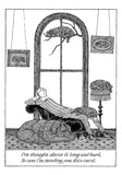 Edward Gorey Assorted All-occasion Notecards