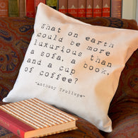 Anthony Trollope Pillow Cover