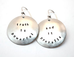 Sojourner Truth Earrings