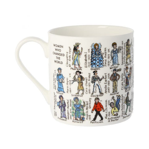 Women Who Changed the World Mug