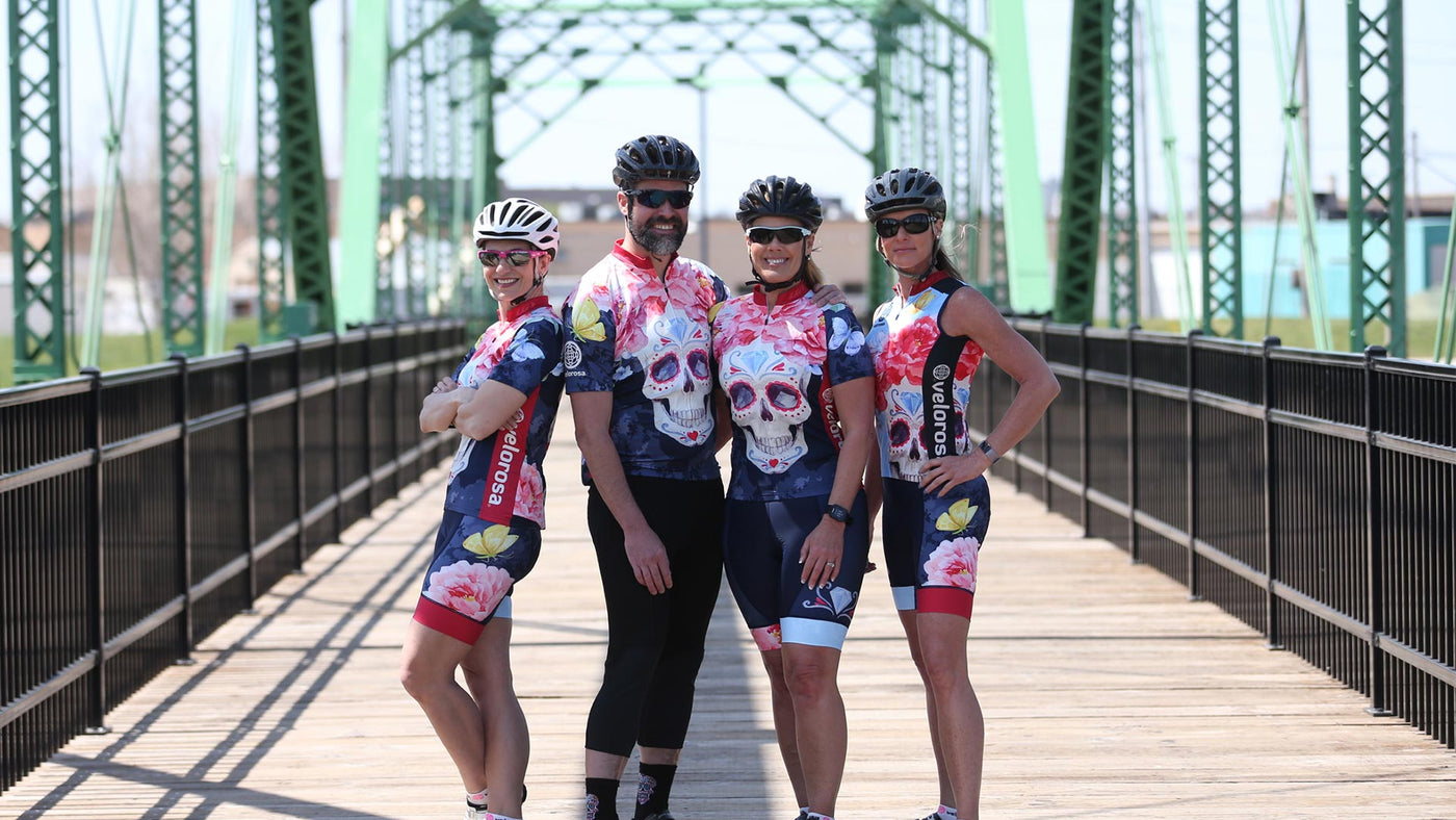 Velorosa Boneshaker cycling kits