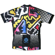 BAM! Men's Cycling Jersey Front