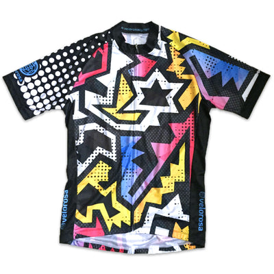 BAM! Men's Biking Jersey Back