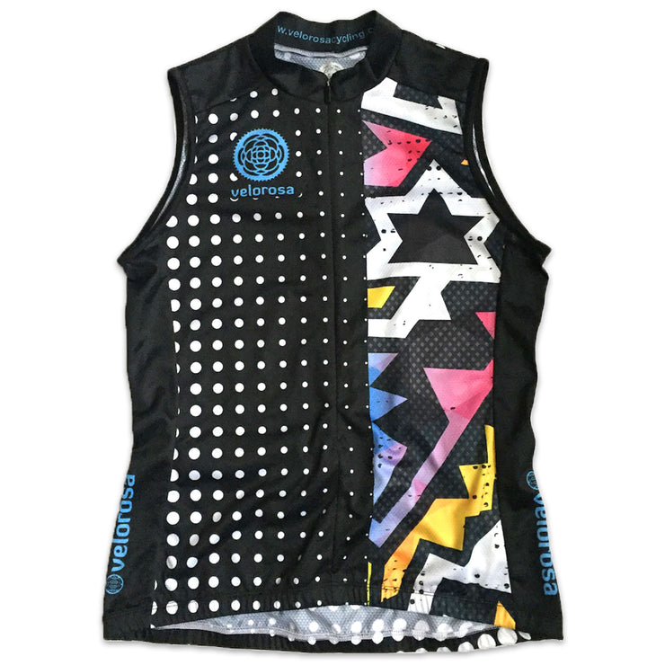 BAM! Women's Sleeveless Cycling Jersey Front