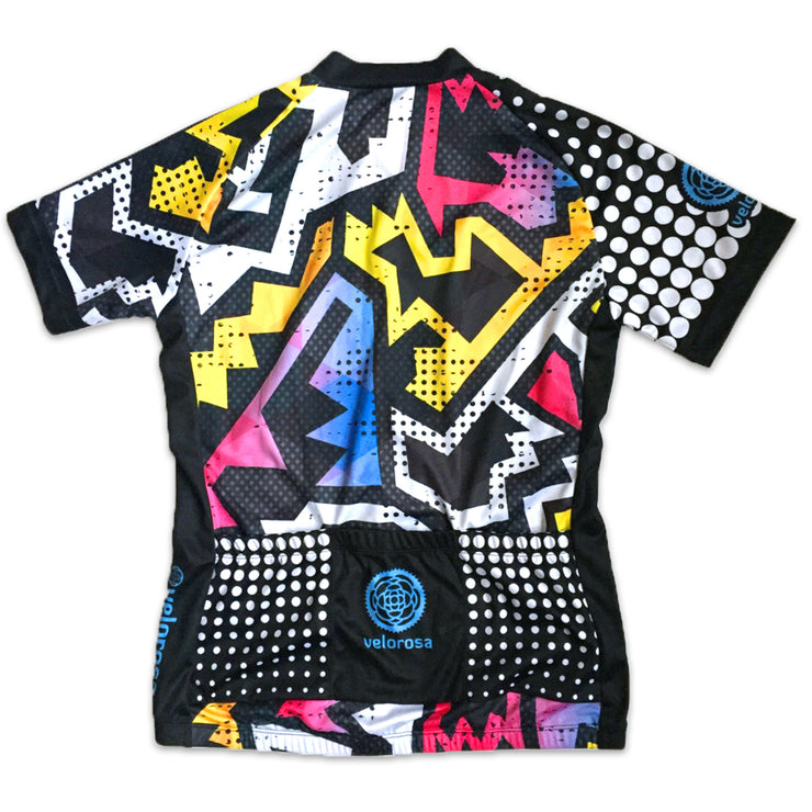 BAM! Women's Biking Jersey Back