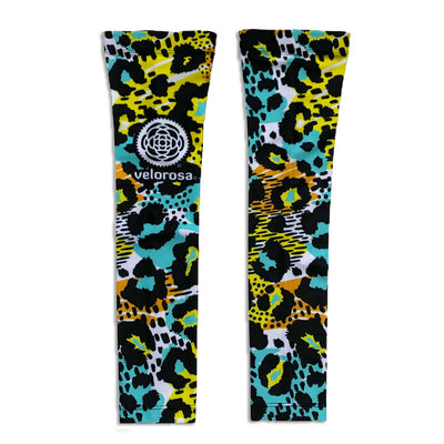 Cheetahlicious Arm Warmers