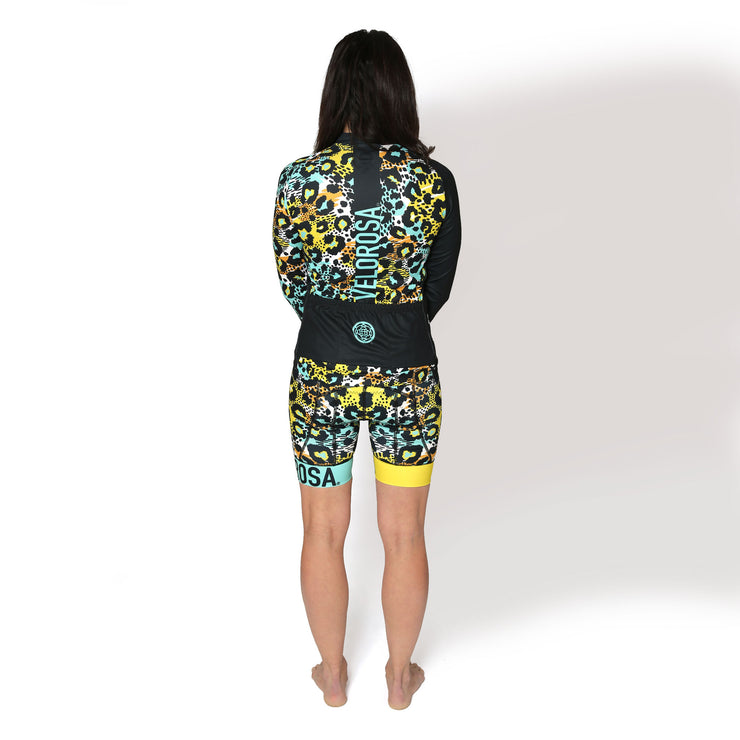 Cheetahlicious Long-Sleeved Jersey