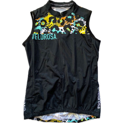 Cheetahlicious Sleeveless Jersey