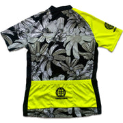High Vis Floral Short-Sleeved Jersey