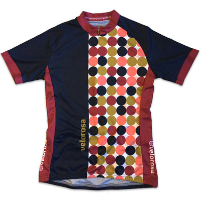 Retro Collection Women's Cycling Jersey Front