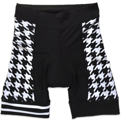 Ride Patrol Women's Panel Cycling Shorts Front