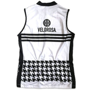 Ride Patrol Women's Sleeveless Biking Jersey Back