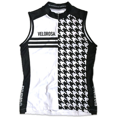 Ride Patrol Women's Sleeveless Cycling Jersey Front