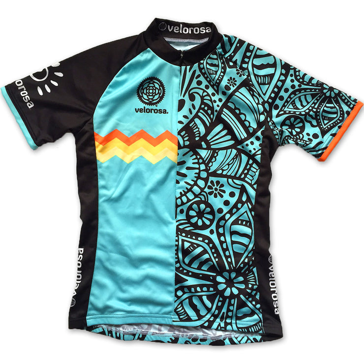 Soul Sister Colette Women's Cycling Jersey Front