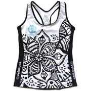 Soul Sister Emma Women's Cycling Tank Front