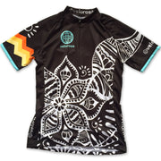 Soul Sister Megan Women's Cycling Jersey Front