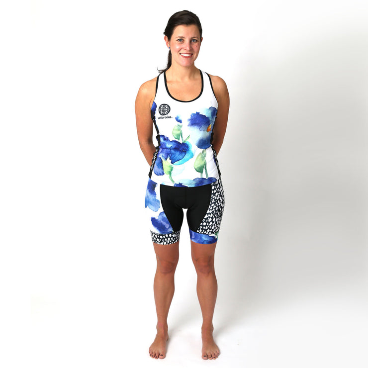 Violet Femmes Cycling Shorts