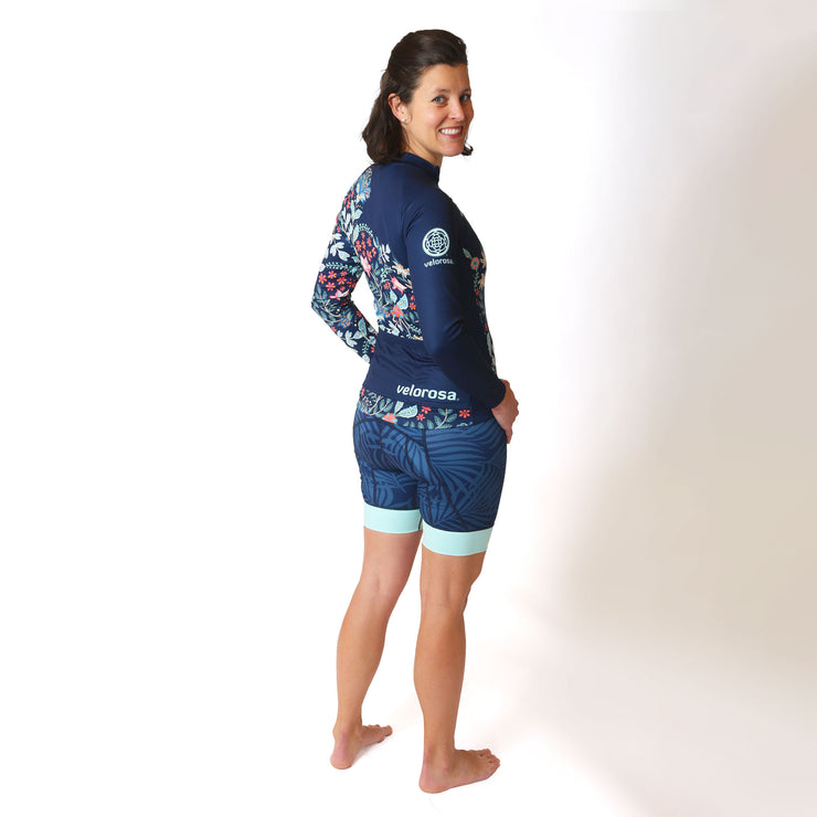 Wildflower Long-Sleeved Jersey