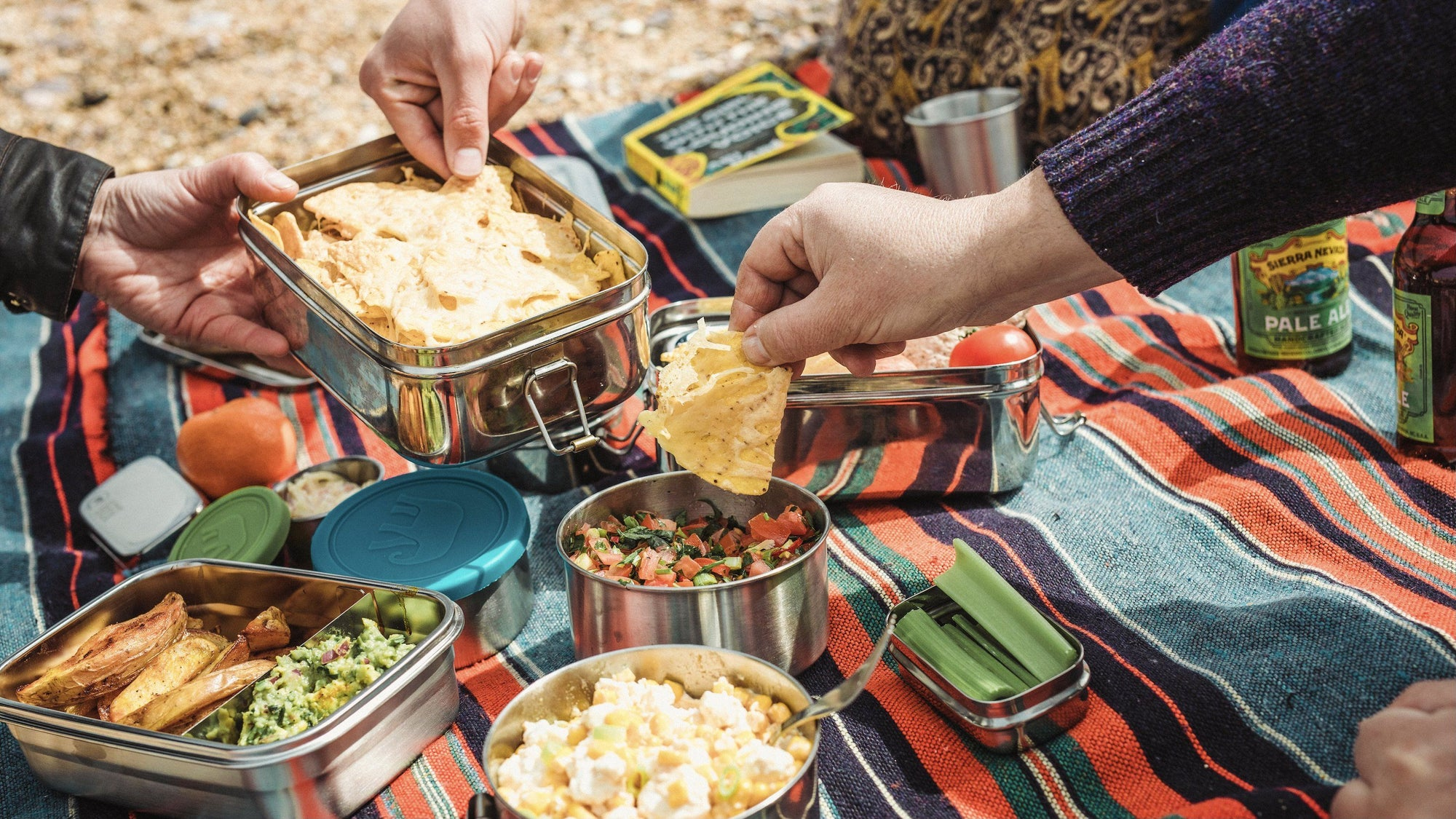 PACK A (PLANTBASED) PICNIC