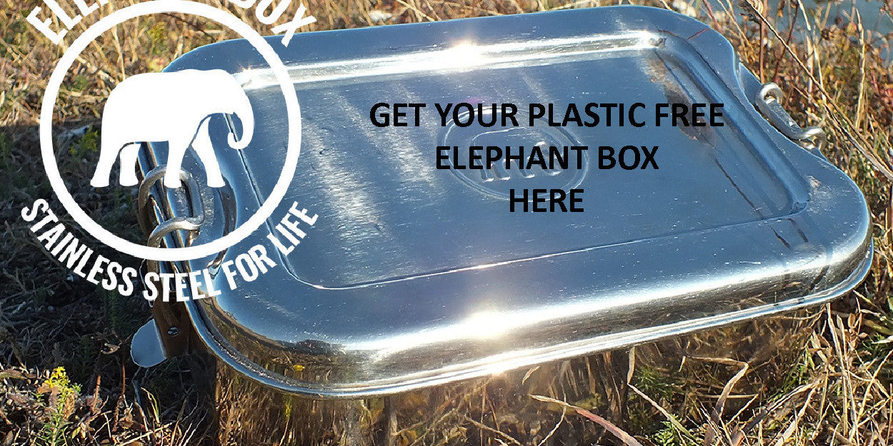 Get your plastic free Elephant box here