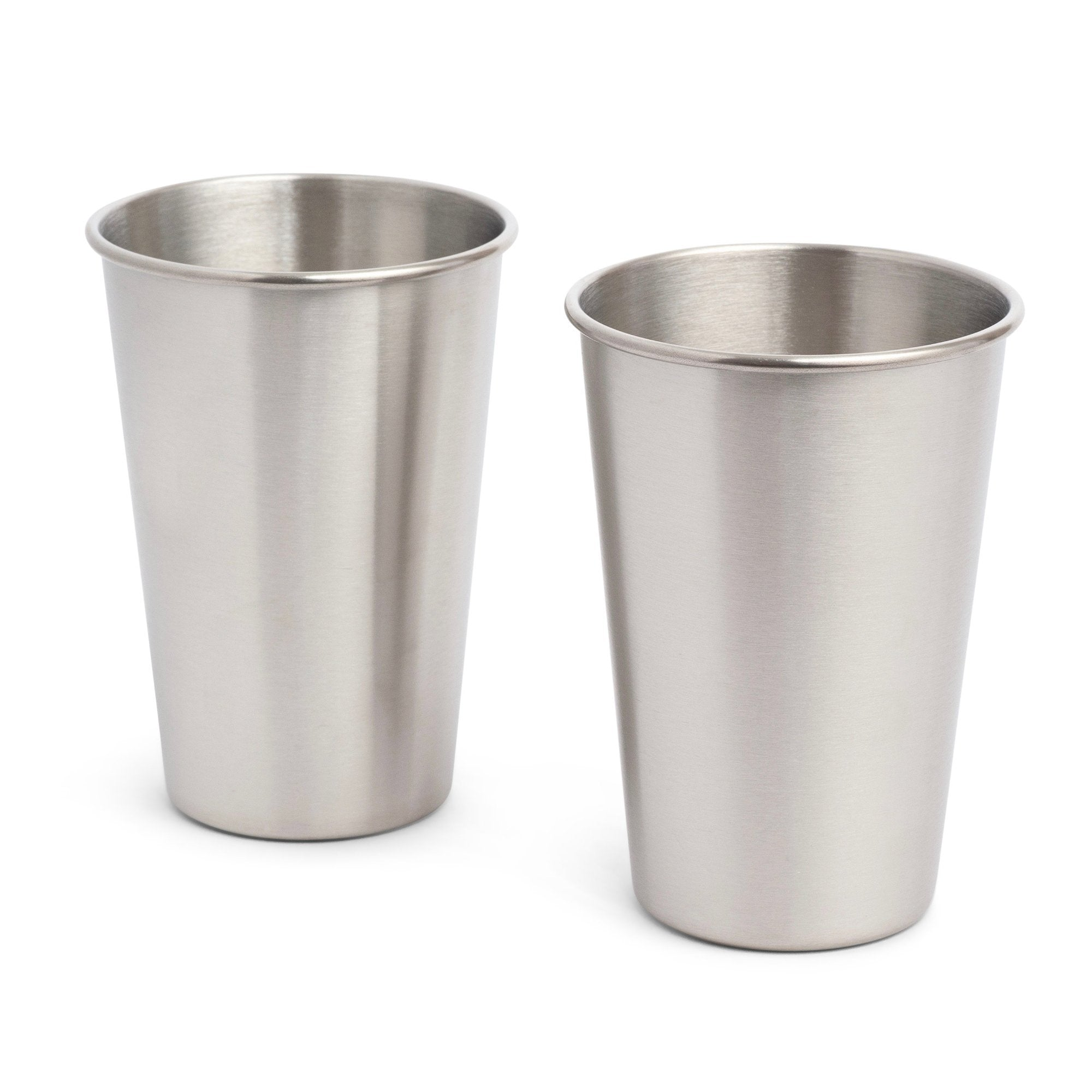 500ml Stainless steel cup - 2 pack cup Elephant Box
