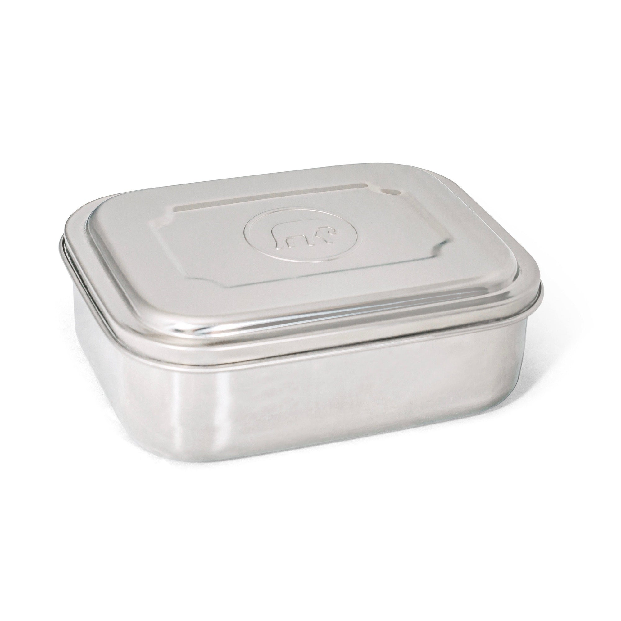 Medium Trio Divided Lunchbox Elephant Box