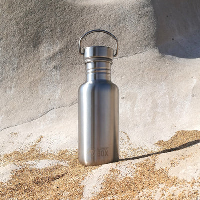 Single-Wall Water Bottle - 500ml Elephant Box