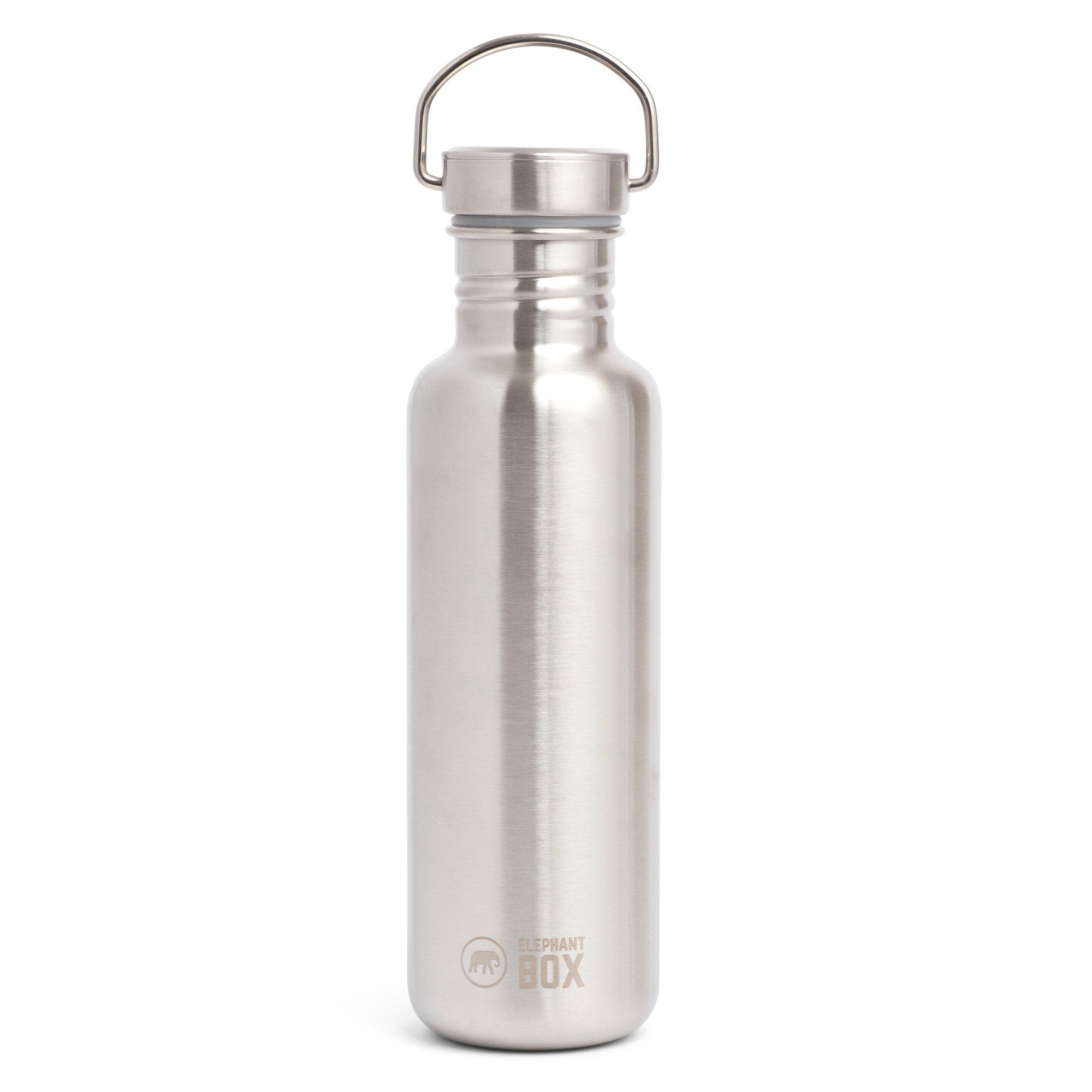 Single-Wall Water Bottle - 800ml Elephant Box