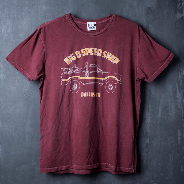 Vintage Macho Power Wagon Tee