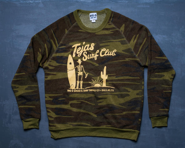 Tejas Surf Club Sweatshirt