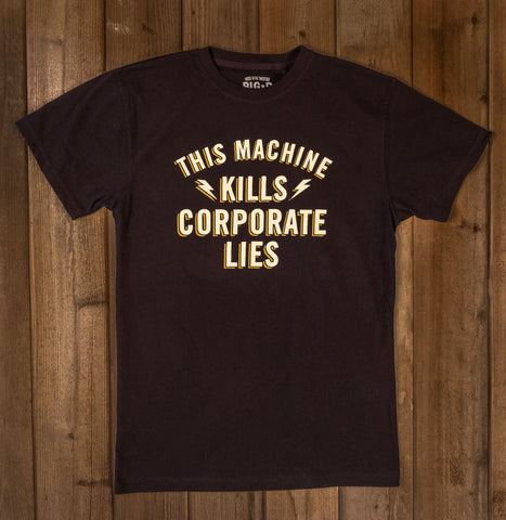 Corporate Lies T-shirt