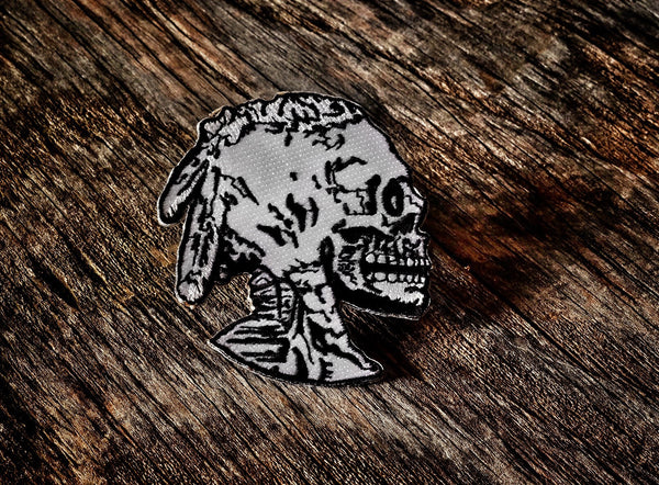 Hobo Nickel Patch