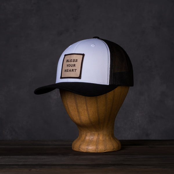 Speakin' Southern White-Front Trucker