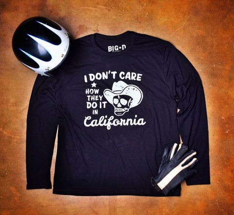 Long Sleeve Bonehead T-Shirt