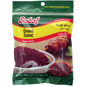 Sadaf Ground Sumac 4oz