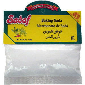 Sadaf Baking Soda 4OZ