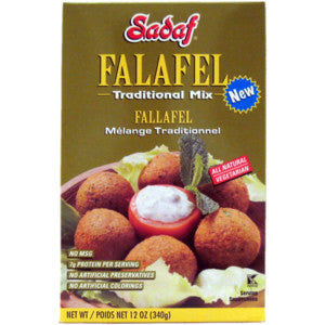 Sadaf Falafel Traditional Mix 12OZ
