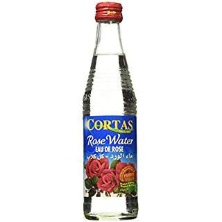 Rose Water Cortas 10OZ