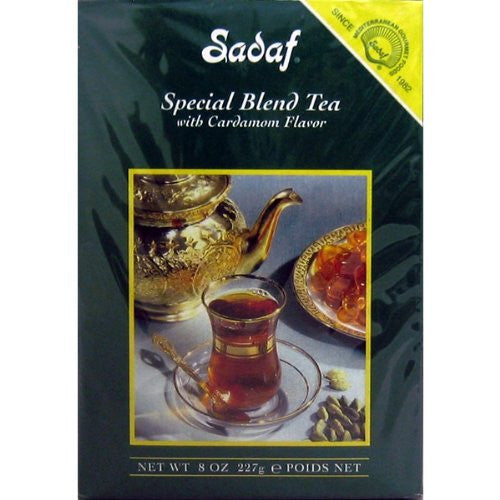 Special Blend Tea With Cardamom (Tea Leaf) 8oz