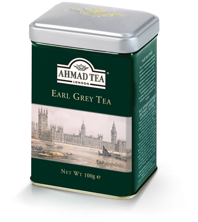 Ahmad Earl Grey Tea Loose 3.5OZ