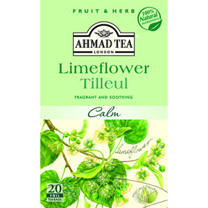 Ahmad Limeflower Herbal Tea