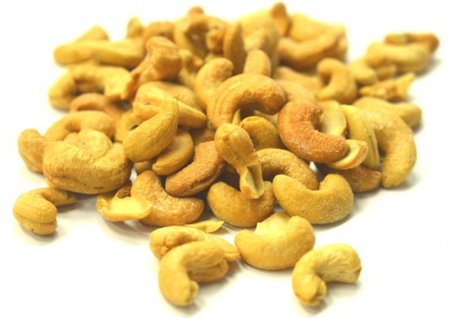 Roasted Cashew BULK 1LB