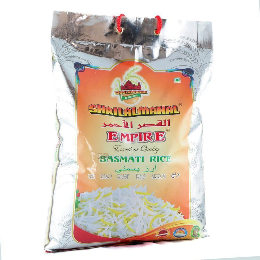 Basmati Rice - Empire Rice 10LB
