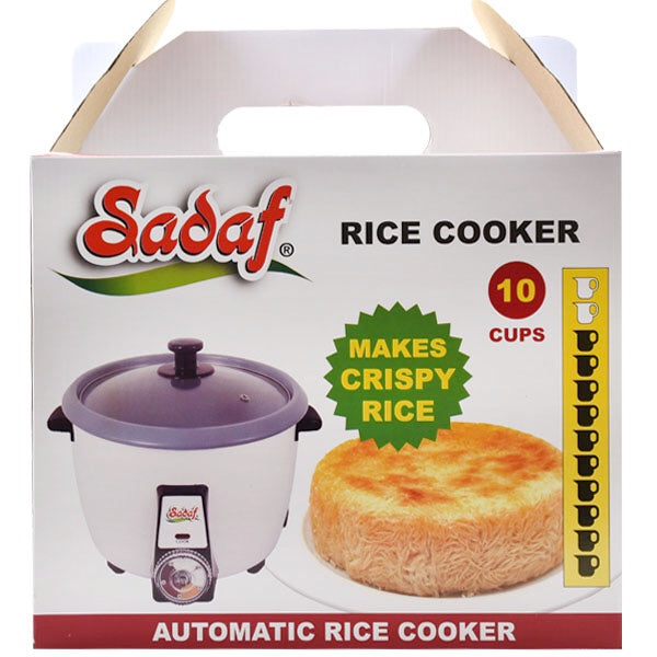 Rice Cooker Persian Authentic Sadaf
