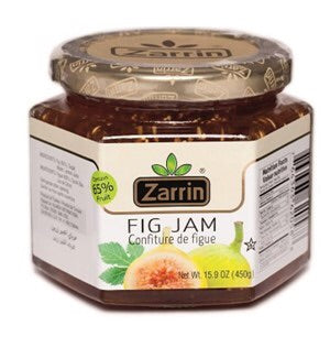 Zarrin Fig Jam 15.9 oz (450g)